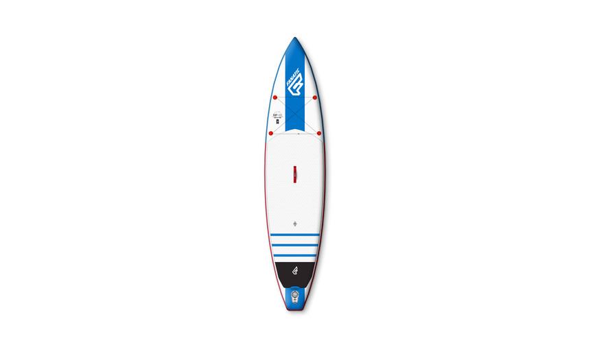 Fanatic Ray Air 11'6''x31'' - Tabla de natación - azul/blanco
